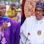 """""""Your Fighter Jets Will Be Used To Collapse Nigeria"""" – Fr Mbaka Warns President Buhari"""