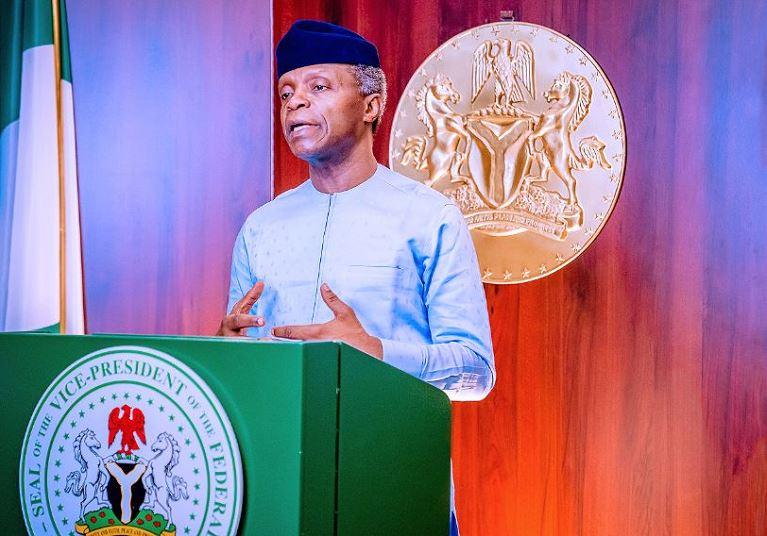 Nigeria Better As One, Buhari Is Most Popular & Credible Nigerian Leader - Osinbajo