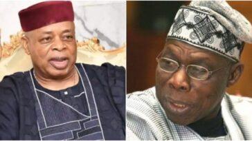I Rejected Money, Sacrificed My Senate Seat To Stop Obasanjo's Third Term Bid - Nnamani