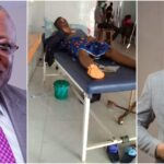 Journalist Godfrey Chikwere Hospitalised After Governor Umahi Ordered Police To Arrest Him
