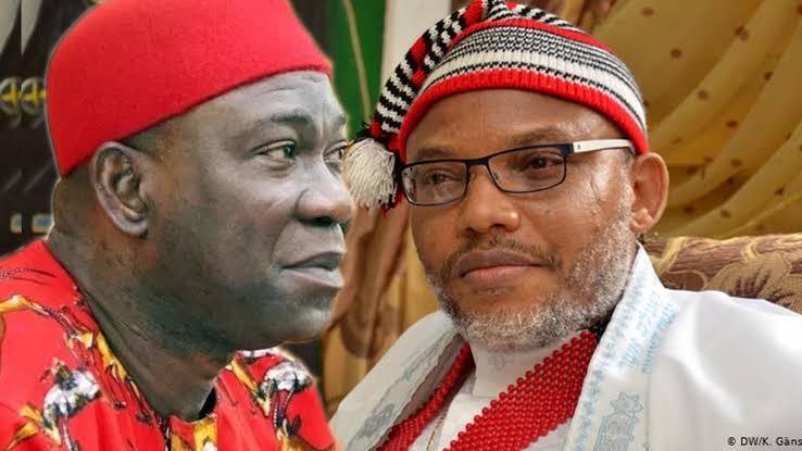 South-East Lawmakers Working Quietly To Release Nnamdi Kanu – Ike Ekweremadu