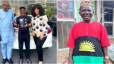 DSS Releases Actor Chiwetalu Agu After He Was Arrested For Wearing Biafra Outfit