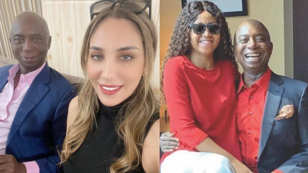 Regina Daniels' Co-wife, Laila Charani Unfollows Her And Their Husband, Ned Nwoko