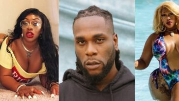 Burna Boy Impregnates American Sεx Worker, Lethal Lipps, Ask Her To Abort Pregnancy