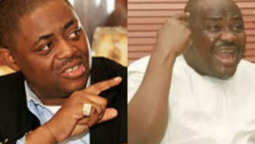 """""""I Don't Know Your Father, You're Tyrant Like Hitler"""" - Fani Kayode Replies Wike [Video]"""
