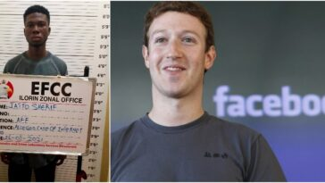 Nigerian Man Jailed For Impersonating Mark Zuckerberg To Commit Internet Fraud