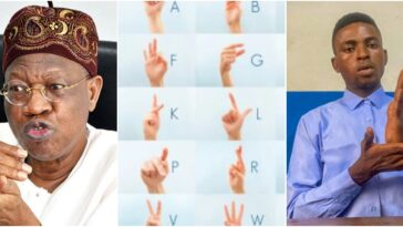Nigerian Government To Direct TV Stations To Feature Sign Language Interpreters