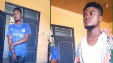 Jealous Gay Man Arrested For Stabbing Lover Who Cheated On Him With Woman