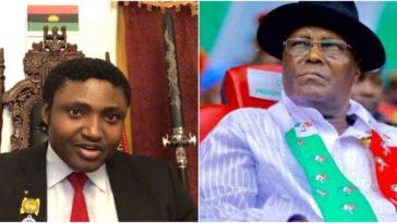 Fulani Caliphate Has Concluded Plan To Hand Over Presidency To Atiku - Simon Ekpa