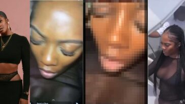 Tiwa Savage Sex Tape With Her Boyfriend Has Been Leaked Online [Watch Full Video]
