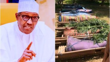 """""""Your Days Are Numbered"""" – Buhari Warns Bandits Who Killed 49 People In Sokoto"""