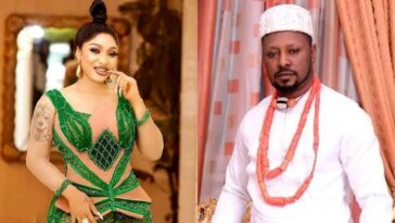 Tonto Dikeh's Ex-Lover, Prince Kpokpogri Allegedly Arrested And Detained By Police