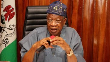 EndSARS: One Year After, No Evidence Of Killing At Lekki Tollgate - Lai Mohammed