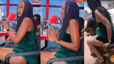 Big Girl Seen On Okada After Saying She Can't Date A Man Who Doesn't Have Car