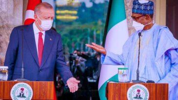 Terrorists Who Tried To Overthrow Me Are In Nigeria - Turkey President, Recep Erdogan