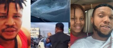 Actor Charles Okocha Attacks Man Who Allegedly Took His Daughter For An Outing [Video]