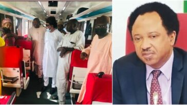 Shehu Sani Escapes Death As Terrorists Attack Kaduna-Abuja Railway With Explosives