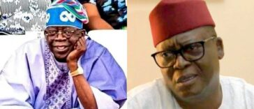 16 APC Governors Are Backing Bola Tinubu For 2023 Presidency – Senator Adeyeye