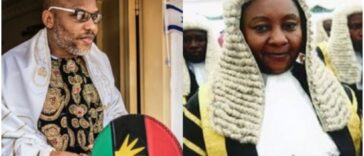 Justice Binta Nyako Is Perfecting Fulani's Bidding To Jail Nnamdi Kanu – IPOB, Lawyer