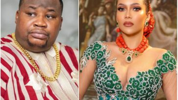 Cubana Chief Priest Calls Out BBNaija Star, Maria For Snatching His Sister's Husband