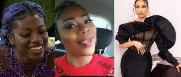 Angel And Her Mum Shades Maria After She Was Accused Of Husband Snatching [Video]