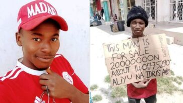 Hisbah Arrest Man Who Put Himself Up For Sale For N20M Due To Poverty In Kano