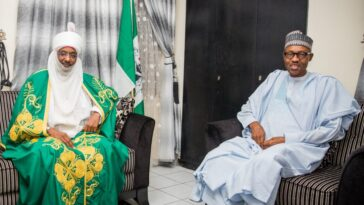 Lamido Sanusi Reveals Why Buhari Should Be Impeached By National Assembly