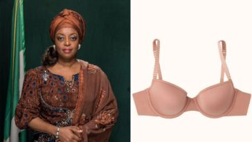 Nigerian Government Puts Diezani's Underwears, Invisible Bras, Magic Skirts For Sale