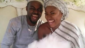 Yvonne Jegede Confirms Marriage Crash After Husband Failed To Show Up At Child's Dedication 8