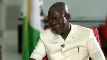 Court Suspends Adams Oshiomhole As APC Chairman - BREAKING NEWS 1