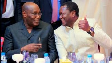 Breaking News: Atiku's Lawyer, Giwa-Osagie Arrested By EFCC In Lagos 7