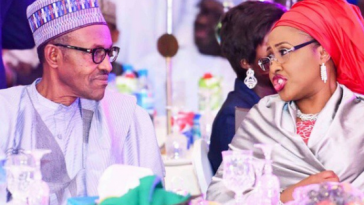 Did Aisha Mocked Her Husband Buhari Over His 'Snatch Ballot Box & Pay With Your Life' Comment? 6
