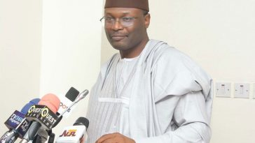 INEC Chairman To Buhari On Box Snatching: 'You Are Wrong Mr President, There Is Electoral Law' 7