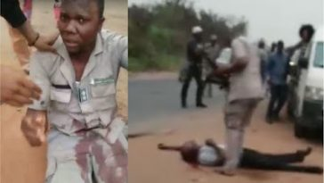 UPDATE: Customs Detains 4 Officers Involved In Killing Man In Viral Video 6