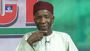 Atiku's Campaign Spokesman, Buba Galadima Says He's Still A Member Of Buhari's APC 7