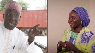 Buba Galadima's Daughter Reveals What Her Father Told Her Before Dumping His Friend, Buhari 3