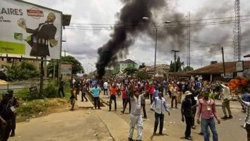 Two Killed, Many Injured As Election Turns Violent In Ebonyi State 1