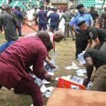 One Killed, Many Injured As Thugs Hijack Ballot Box In Bayelsa 11