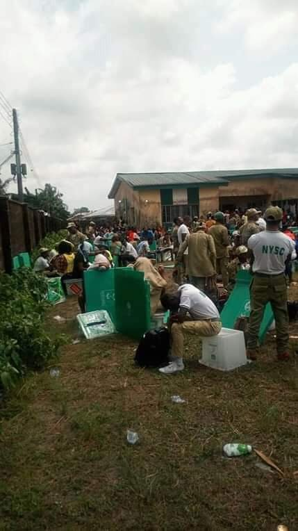 INEC cancels, reschedules elections in Bonny LGA Rivers State 2