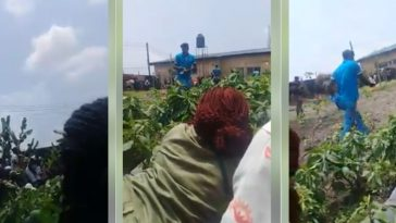 Moment Corps Members, INEC Staff Hid In A Bush After Thug Invasion During Election In Rivers [Video] 6