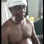 UPDATE: APC thug Damola who was stoned during the election is alive 27