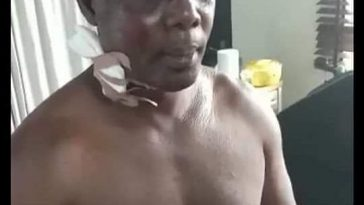 UPDATE: APC thug Damola who was stoned during the election is alive 1