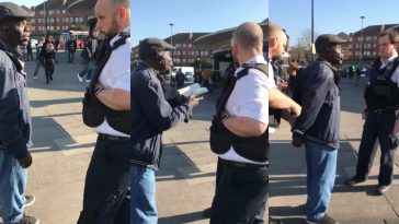 Nigerian Man Arrested For Preaching About Jesus Christ On The Streets Of London [Video] 3
