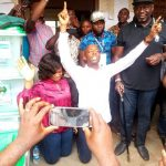 See What Akwa Ibom Speaker Did With Wife After He Was Declared Winner [Photos] 28