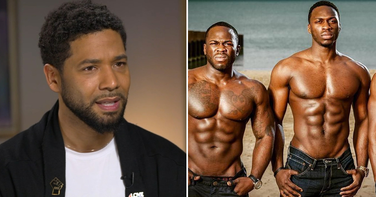 Nigerian Brothers Sue Jussie Smollett's Lawyers For Defamation 1