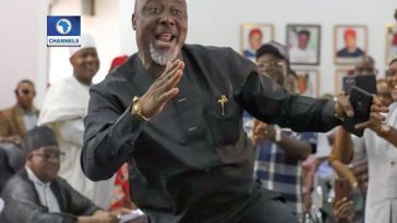 Senator Dino Melaye Wins Kogi West Senatorial District 3