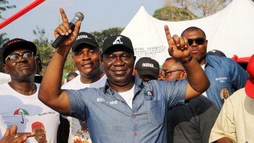See How Ekweremadu Reacted After Winning Senate Seat For The Fifth Time 7