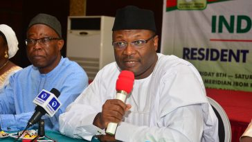 Breaking News: INEC Adjourns Official Results Declaration Till Today, Tuesday, 10:00 Am 5