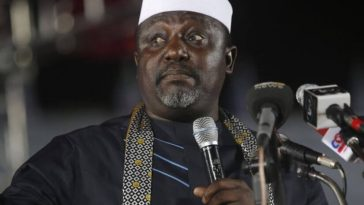 Governor Okorocha Reacts As INEC's Returning Officer Insists He Was Forced To Declare Him Winner 2