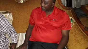 Lawmaker Suffering From Stroke Beats Opponent To Retain Seat For Fifth Term [Photos] 1
